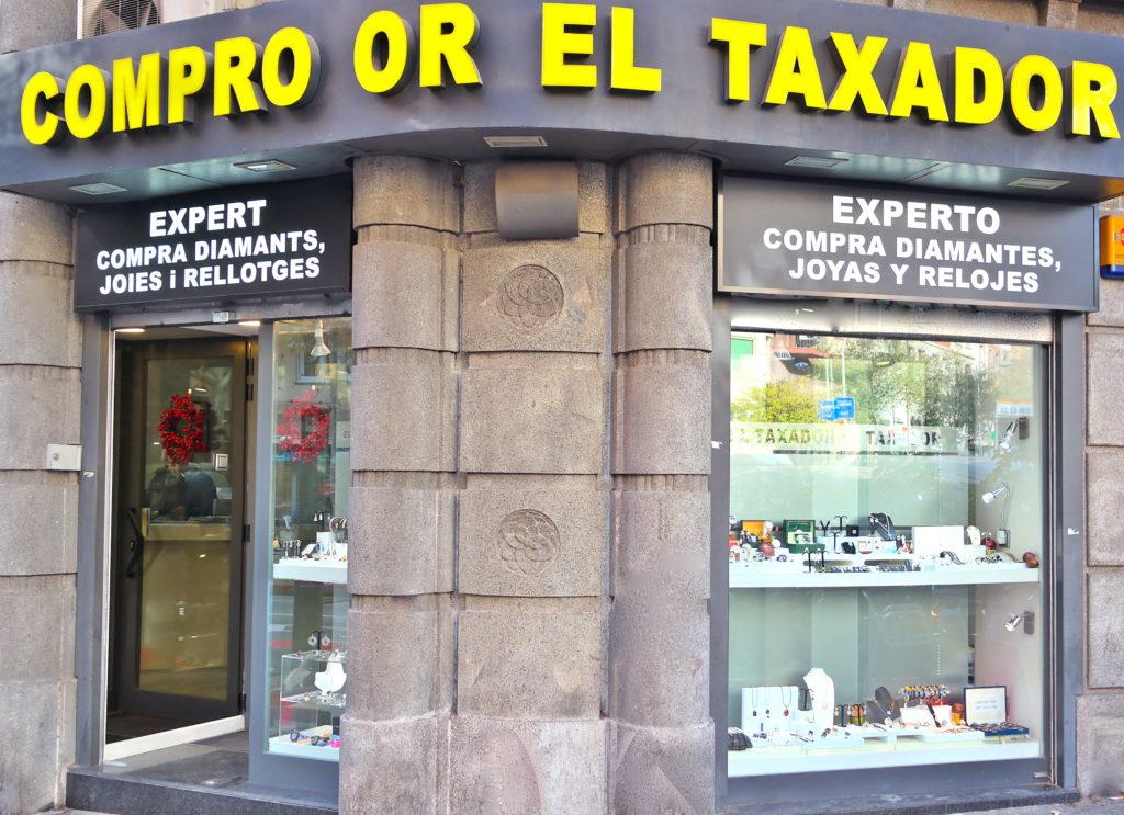 Tienda EL TAXADOR